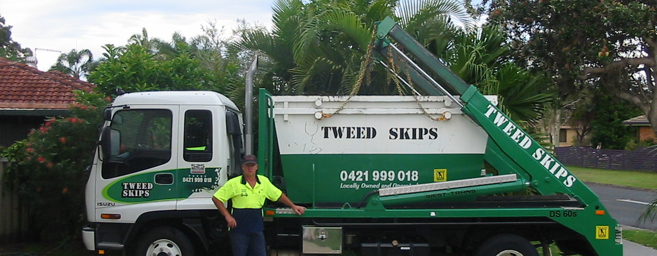 Tweed Skips for hire